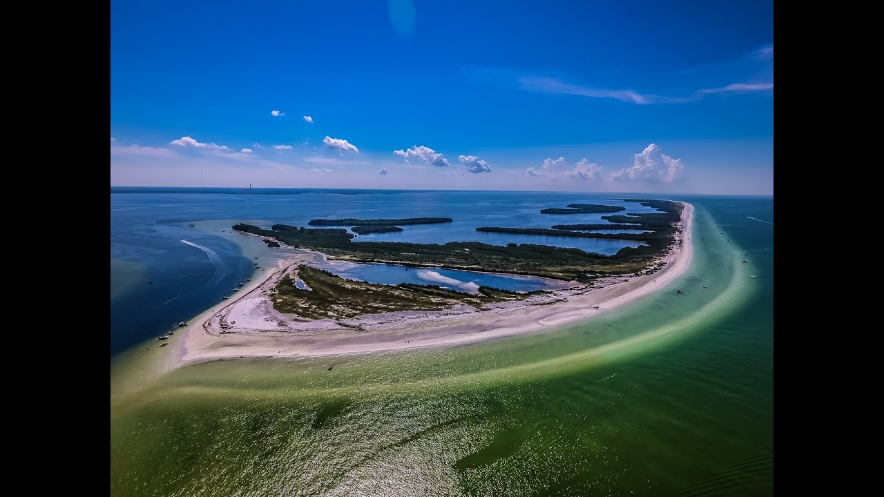 Find My Keys >> LIKE FLORIDA KEYS BUT DIFFERENT (VIDEO OF ANCLOTE KEY) - YouTube