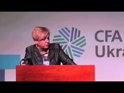 Valeriia Gontareva, NBU Governor. Speech at the Fifth Ukrainian Investment Forum