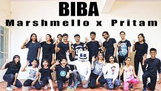 BIBA Dance Choreography | Marshmello X Pritam | Shah Rukh Khan & Shirley Setia