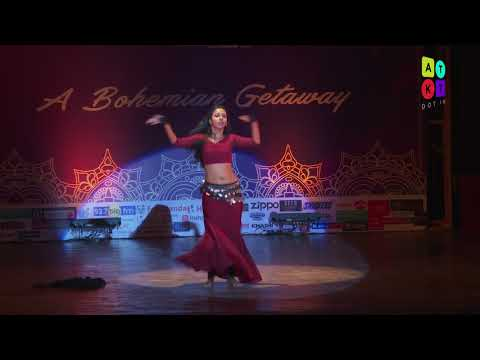 Belly Dance by Amity Law School Girl | Rendezvous 2017