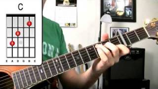 Cooler Than Me ★ Mike Posner - Guitar Lesson - How To Play Easy Acoustic Songs Mp3