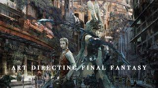 Isamu Kamikokuryo, Art directing Final Fantasy - Archipel Caravan