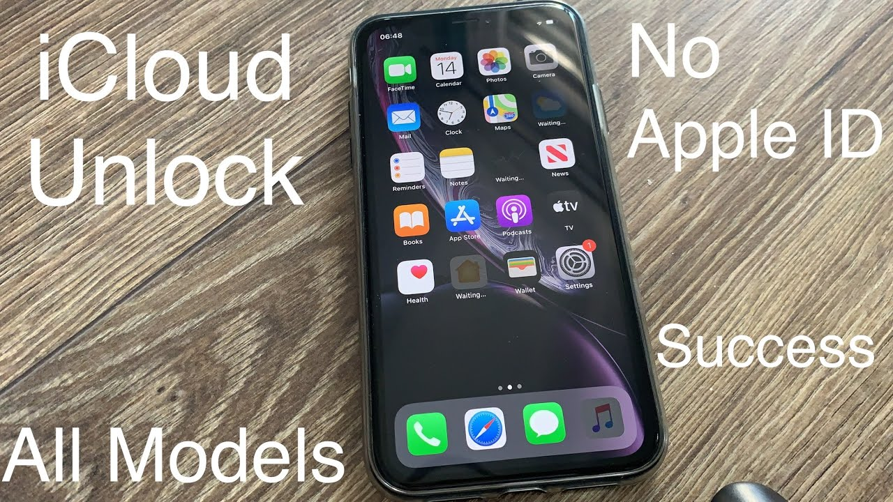 iCloud Unlock Any iPhone iOs without Apple ID✔Activation Lock Account Remove Success✔