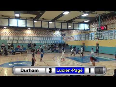 Durham Elite vs Lucien Page
