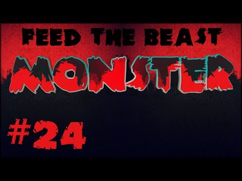 FTB Monster #24 - Blood Magic
