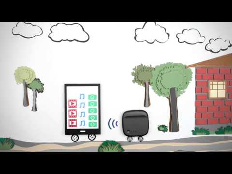 Seagate Wireless - Portable Storage for Mobile Devices  | CES 2015