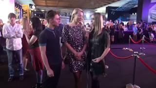 Интервью  популярной певицы Марины Дрождиной  на Mercedes Benz Fashion Week Russia
