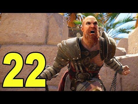 Assassin's Creed Origins - Part 22 - IN THE ARENA
