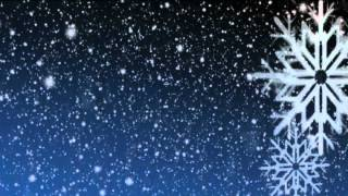 Relaxing Snowfall & Song