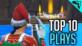 BEGINNER'S LUCK - Fortnite Top 10 Plays (Bonus #73)