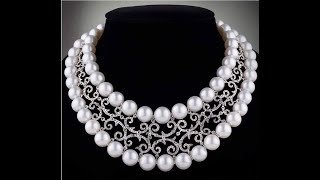 beauitful Kundan choker necklace set design nov 2017 ||designs for wedding || lifestyle