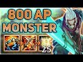 EKKO WAS BUFFED? 800 AP AT 24 MINUTES!? THE TIMEWINDING MONSTER OF MIDLANE IS BACK!! - Patch 7.15
