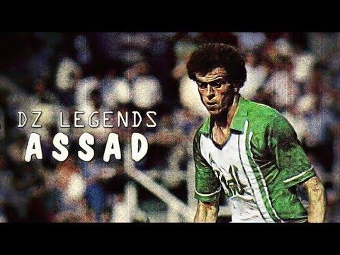 أساطير الكرة الجزائرية