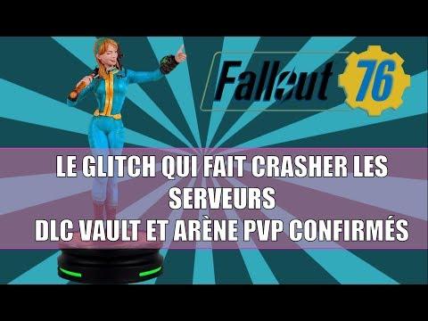 FALLOUT 76: LE GLITCH DE DUPLICATION QUI FAIT CRASHER LES SERVEURS / VAULT DLC ET ARÈNE PVP !! thumbnail