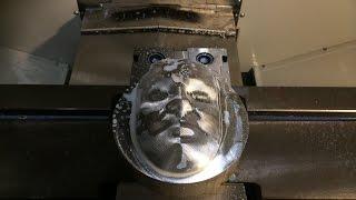 haas super mini mill 2 esprit cam 3d milling