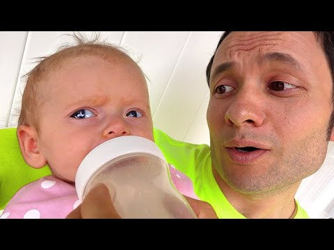 Lullaby Song from Daddy | Baby Song by Maya and Little Baby Mary
