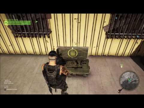 Ghost Recon Wildlands Misiones Secundarias PS4