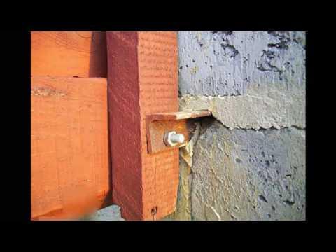 Гараж из шлакоблоков, как построить гараж из шлакоблока