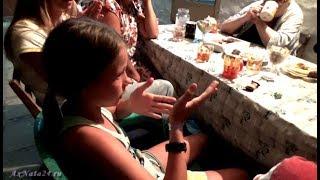 Реплика в антракте: Внучка знает, как узнают пол ребёнка. Отдых в Пиршагах - 2019. Баку