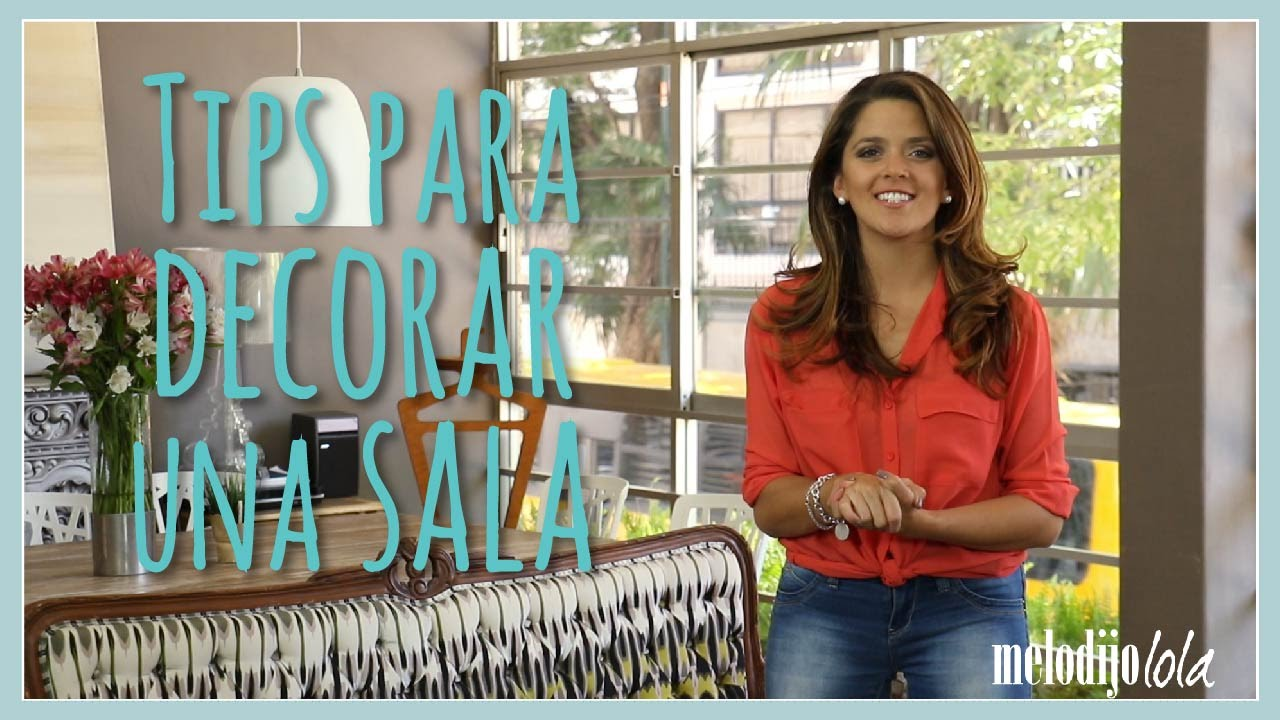 Buen simas ideas para decorar tu sala sin gastar dinero for Como decorar mi living con poca plata