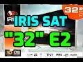 تحديث وتفليش تلفاز IRIS SAT 32E2 32 POUCES حل جميع مشاكله