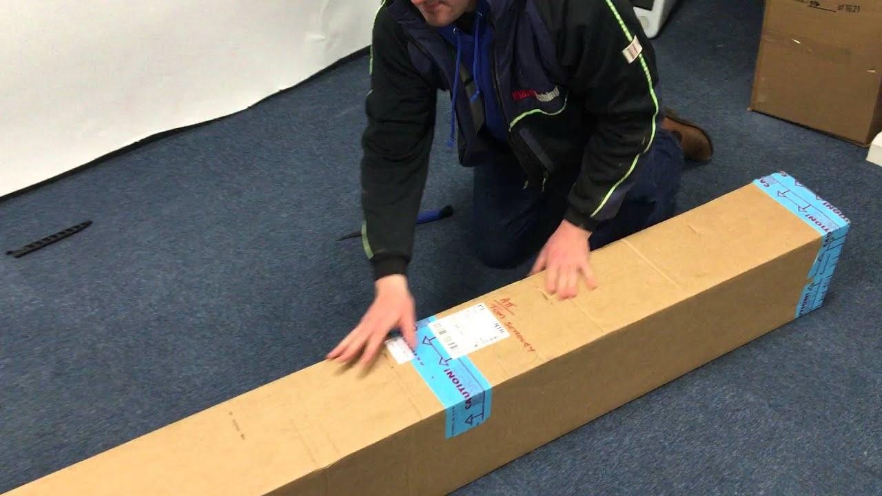 42216c0d1b7 Tom Scholey unboxes the new Daiwa Air XLS. Pole Fishing Magazine