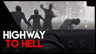 Highway to Hell & Found a Bandit Camp! (Mist Survival Gameplay Part 4)