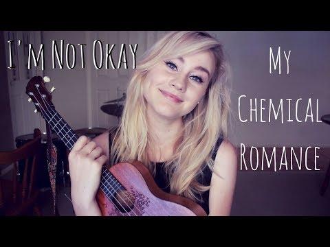 I'm Not Okay - My Chemical Romance | Ukulele Cover