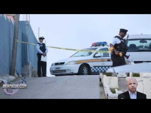 22 Yr Old Shot Dead, Bermuda, May 1 2011