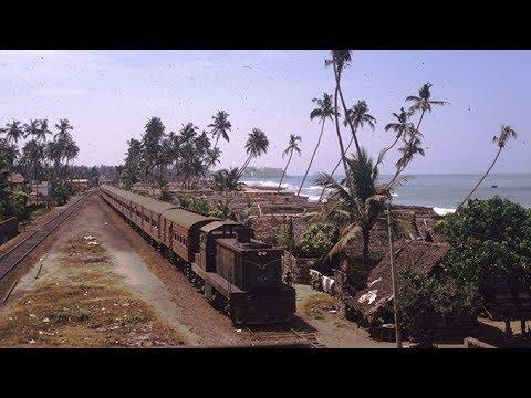 Vintage travel films: Sri Lanka, 1980