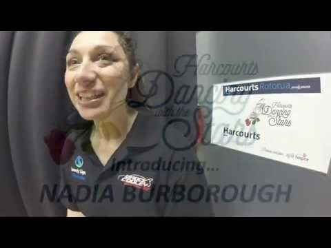 NADIA BURBOROUGH - Harcourts Rotorua Dancing With The Stars 2016
