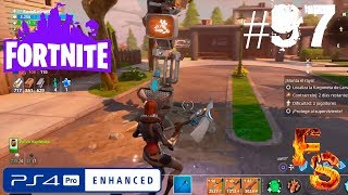 Fortnite, Save the World - Double Problems, Rise difficulty level - FenixSeries87