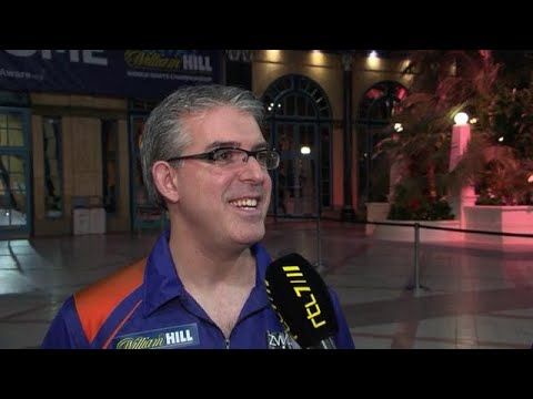 Drie 180's van Jeff Smith 'the silencer'?  - RTL 7 DARTS: WK 2018