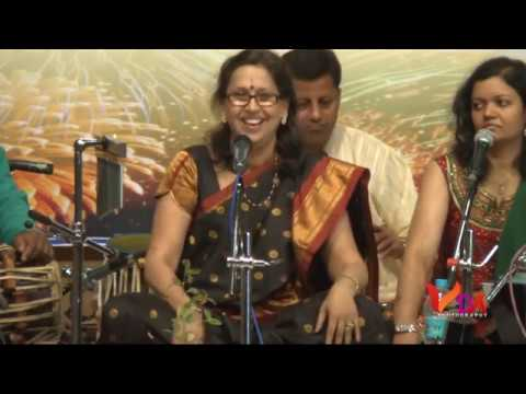 aarti anklikar tikekar (मी राधिका ) super marathi classical
