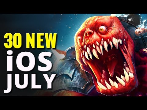 July PlayScore for iOS   30 New iPhone & iPad Games of July 2017
