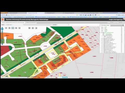 PROCAD EXPO - PROCADmap Miejscowy Plan Zagospodarowania Przestrzennego