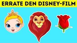 Nur 1 % erraten den Disney-Film innerhalb von 10 Sekunden