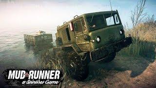 НОВЫЙ Spintires: MudRunner. Новый симулятор грязи! Это Россия детка!