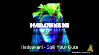 Watch Hadouken Spill Your Guts video