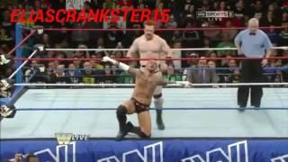 Randy Orton vs CM Punk vs Big Show vs Sheamus highlights (Winner faces Undertaker at Wrestlemania)
