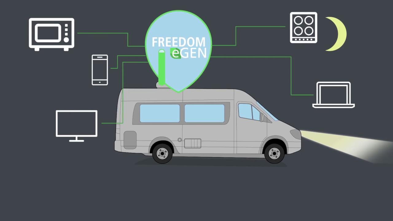 Freedom e-GEN Powered by Xantrex