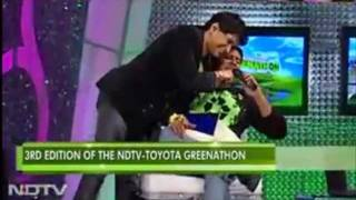 KK singing Aashayein at NDTV Greenathon 3.mp4