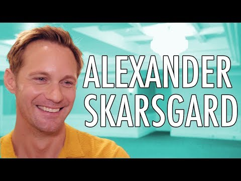 Best Career Advice Ever: Alexander Skarsgård