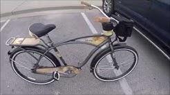 Bought A New Bike Panama Jack Men's Sunset Key Bike BY Huffy