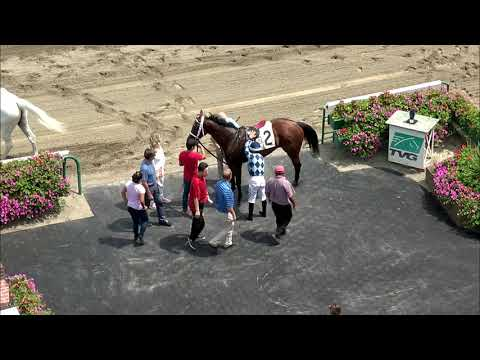 video thumbnail for MONMOUTH PARK 8-10-19 RACE 1