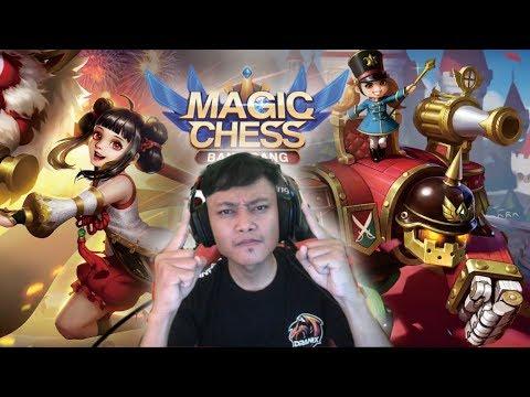 CUMA BISA NONTON MCIC  - Magic Chess Indonesia