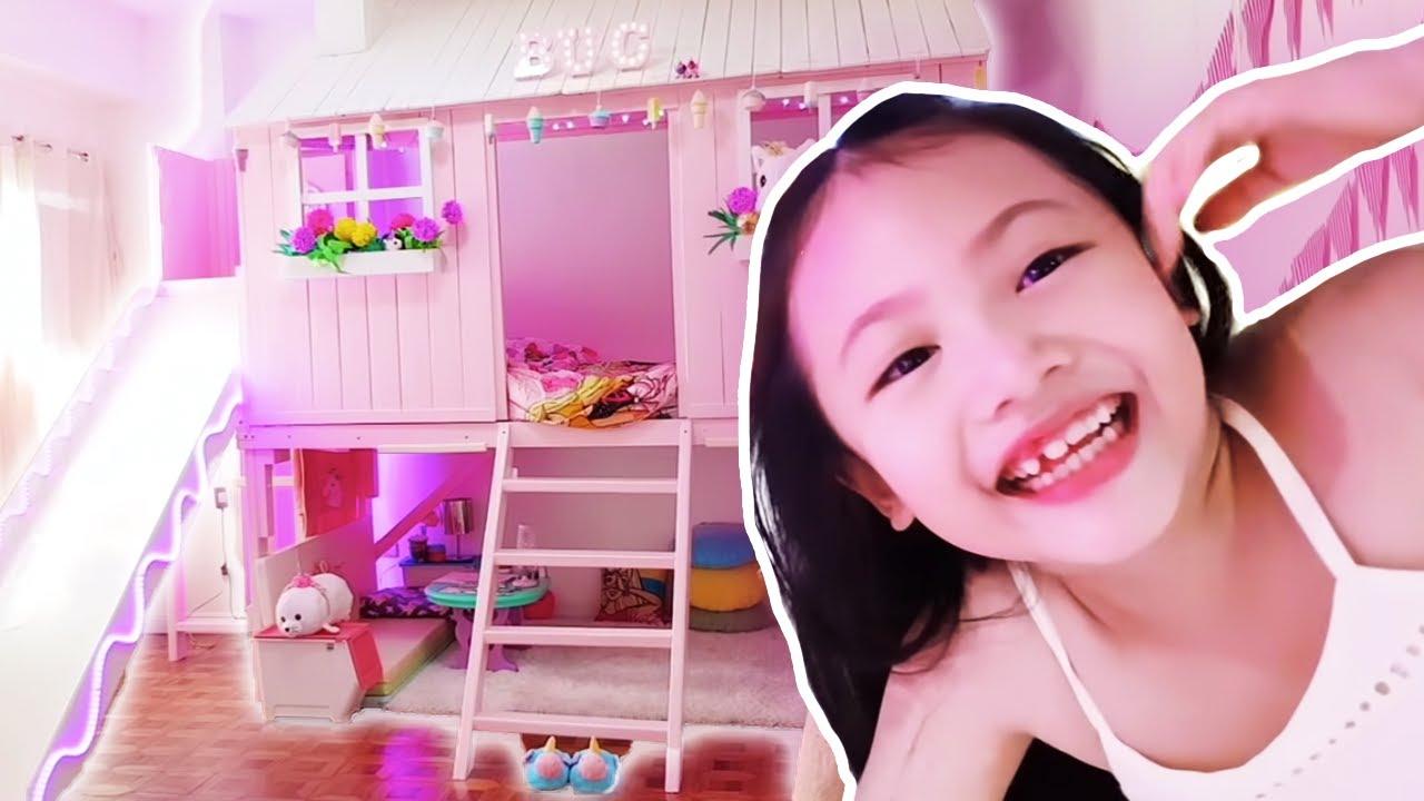 My Amazing Unicorn Barbie Room Tour Youtube
