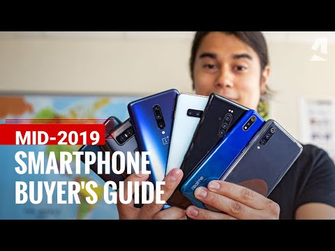 Mid-2019 Smartphone Buyer's Guide