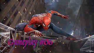 Spider-Man | Episodio 06 | El Cuervo, Electro, veneno... la cosa se pone dura