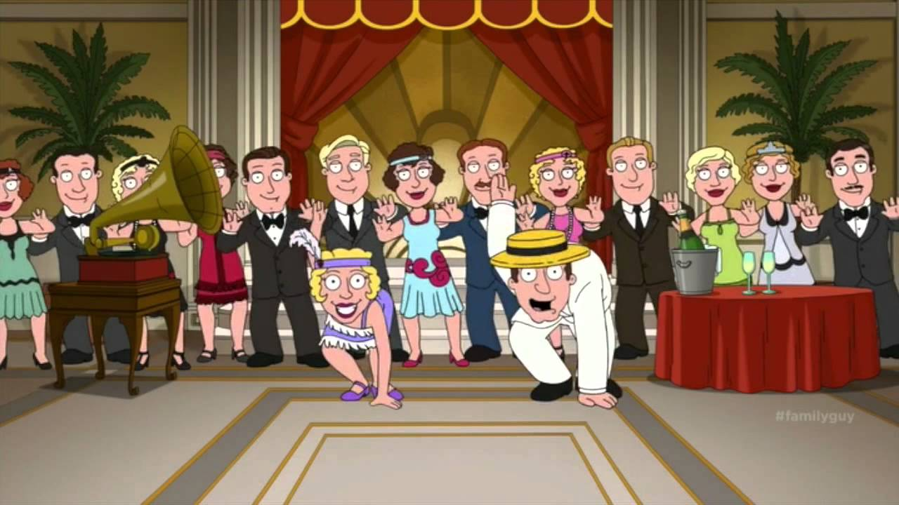 Party Like It S The Roaring Twenties Family Guy S13e8 Chords